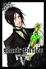 BLACK BUTLER TP VOL 05 NEW PTG