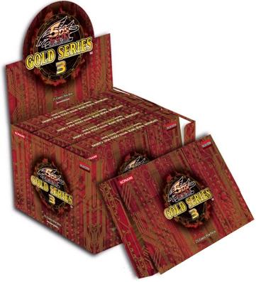 Yu-Gi-Oh Gold Series #3 Booster Display Box