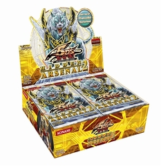 Hidden Arsenal 2 1st Edition Booster Box