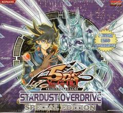 Stardust Overdrive Special Edition Box