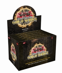 Yu-Gi-Oh 2008 Gold Series Booster Display Box