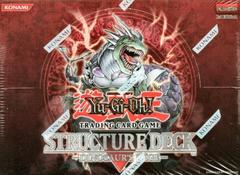Yu-Gi-Oh Structure Deck: Dinosaur's Rage Display Box 8ct - 1st Edition