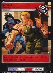 Grunt, Infantry Trooper