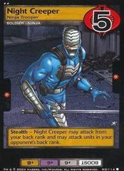 Night Creeper, Ninja Trooper
