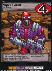 Viper Grunt, Infantry