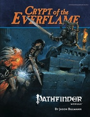 Pathfinder Module: Crypt of the Everflame