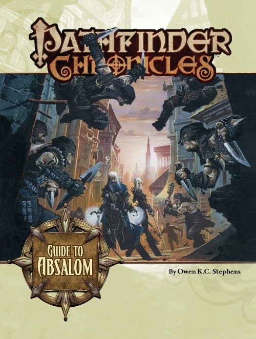 Pathfinder Chronicles: Guide to Absalom