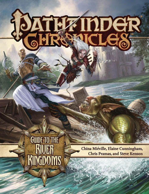 Pathfinder Chronicles: Guide to the River Kingdoms