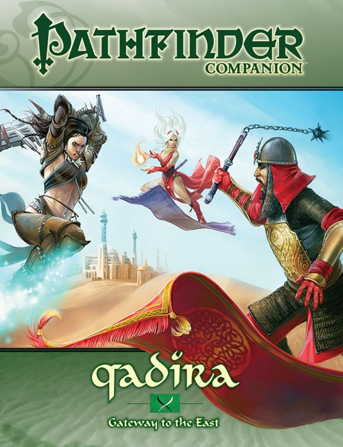 Pathfinder Companion: Qadira, Gateway to the East