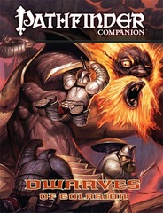 Pathfinder Companion: Dwarves of Golarion