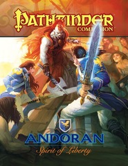 Pathfinder Companion: Andoran, Spirit of Liberty