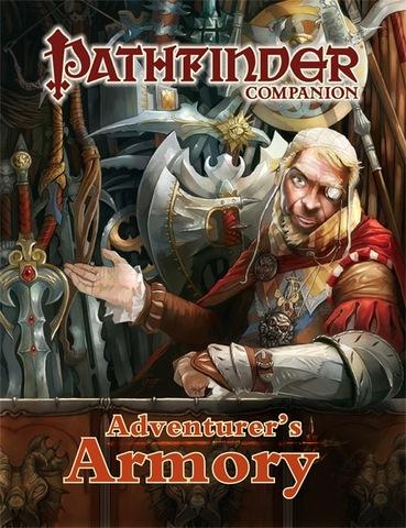 Pathfinder Companion: Adventurer's Armory