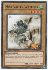 Mist Valley Watcher - GLD3-EN001 - Common - Limited Edition