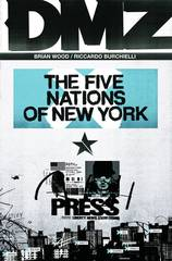 DMZ: The Five Nations of New York (Vol. 12)