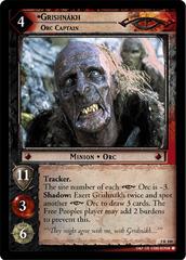 Grishnakh, Orc Captain