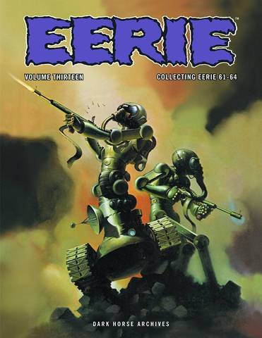 EERIE ARCHIVES HC VOL 13 (C: 0-1-2)