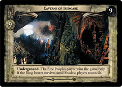 Caverns of Isengard