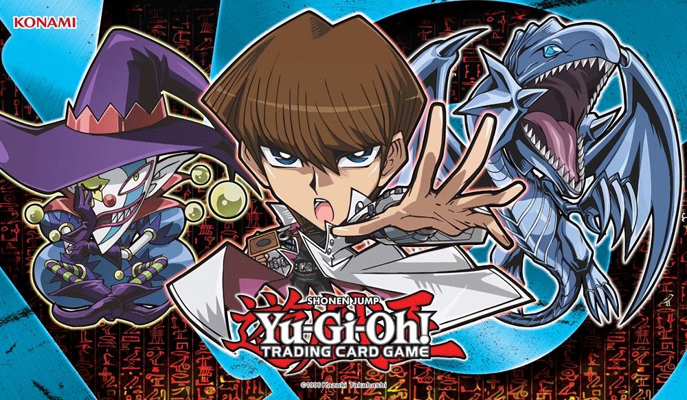 Yu Gi Oh Duelist Kingdom Chibi Game Mat Kaiba