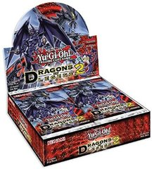 YU-GI-OH CCG: Dragons of Legend Series 2 1st Edition Booster Box