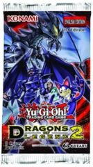 YU-GI-OH! CCG: Dragons of Legend Series 2 1st Edition Booster Pack