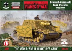 Brummbär Assault Gun Platoon