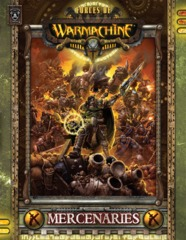 Forces of Warmachine: Mercenaries Softcover