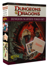 Dungeons & Dragons 4E Dungeon Master's Token Set