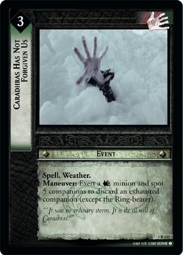 LoTR TCG FoTR Fellowship Of The Ring Boromir Son Of Denethor FOIL 1U97