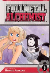 FullMetal Alchemist - Volume 5