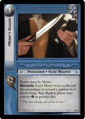 Merry's Dagger - 9R18