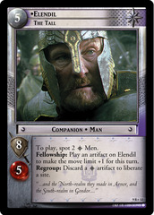 Elendil, The Tall - 9R+32 - Foil
