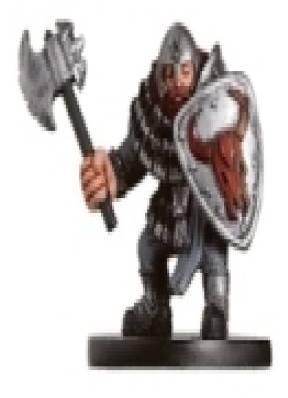 Hill Dwarf Warrior