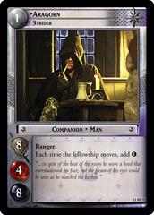 Aragorn, Strider - 11RF7 - Foil