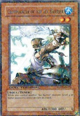 Cryomancer of the Ice Barrier - DT01-EN012 - Rare Parallel Rare - Duel Terminal