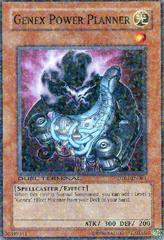 Genex Power Planner - DT01-EN061 - Parallel Rare - Duel Terminal on Channel Fireball