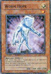 Worm Hope - DT01-EN082 - Parallel Rare - Duel Terminal