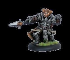 Magus Damien Sperling, Cygnaran Warcaster
