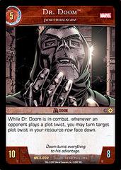 Doctor Doom, Power-Hungry
