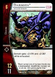 Darkoth, Death Demon