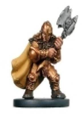 Gold Dwarf Fighter