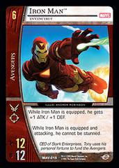 Iron Man, Invincible