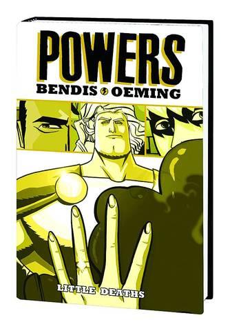 POWERS PREM HC VOL 03 LITTLE DEATHS (MR)