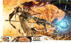 HCD Song of Flame & Fury Playmat