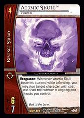 Atomic Skull, Cursed