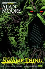 SAGA OF THE SWAMP THING TP BOOK 05 (MR)