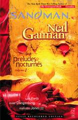 Sandman Trade Paperback Vol 01 Preludes & Nocturnes (Mature Readers)