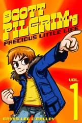 SCOTT PILGRIM GN VOL 01 PRECIOUS LITTLE LIFE