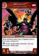 Annihilus, Anti-Matter Master