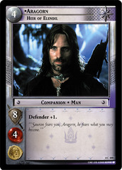 Aragorn, Heir of Elendil - 4C109