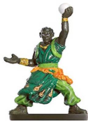 Emerald Orb Wizard